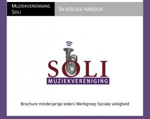 Brochure minderjarige leden Soli preview