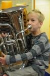 Bekijk het album 11 september 2011 instrumenten uitproberen